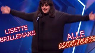 Lisette Brillemans l Alle audities l HOLLAND'S GOT TALENT ...