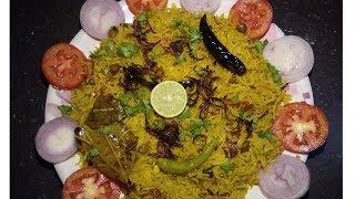 Chana Biryani / Black Chana Biryani / Easy and Quick Recipe