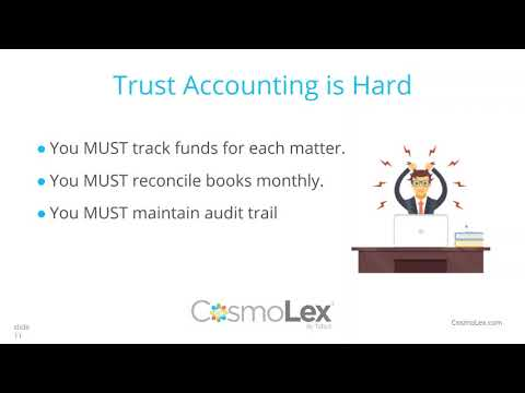 7 Essential Trust Accounting Reports for Law Firms