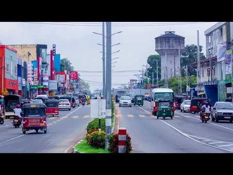 Kuliyapitiya town