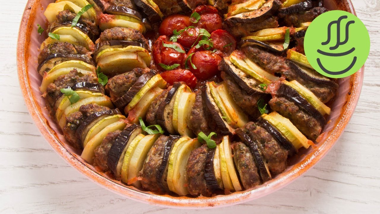 Köfte Patates Dizmesi Tarifi – Köfte Tarifleri