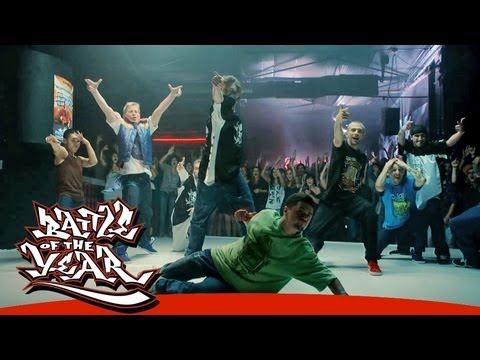 BATTLE OF THE YEAR: THE DREAM TEAM 3D - Russian Battle - MOVIE CLIP [BOTY TV]