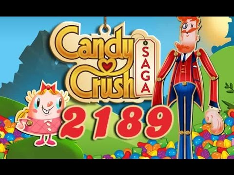 Candy Crush Saga Level 2189