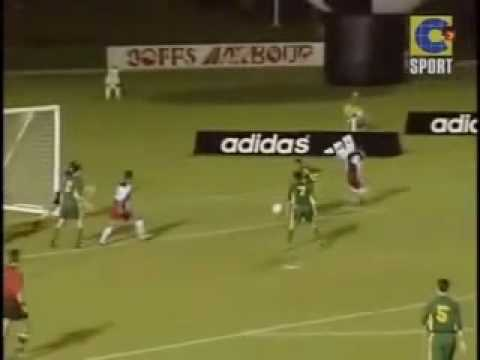 Most goals in a soccer football match (31-0)