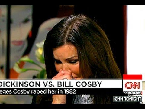 Janice Dickinson Breaks Down Discussing Cosby Rape