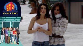 Vecinos, capítulo 45: Silvia busca el amor en Canadá | Temporada 1 | Distrito Comedia