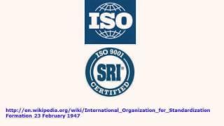 International Organization for Standardization Formation 23 February 1947