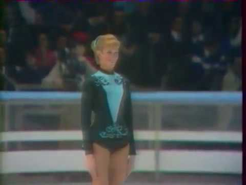 1968 Olympics - JoJo Starbuck & Ken Shelley  Pairs free skate