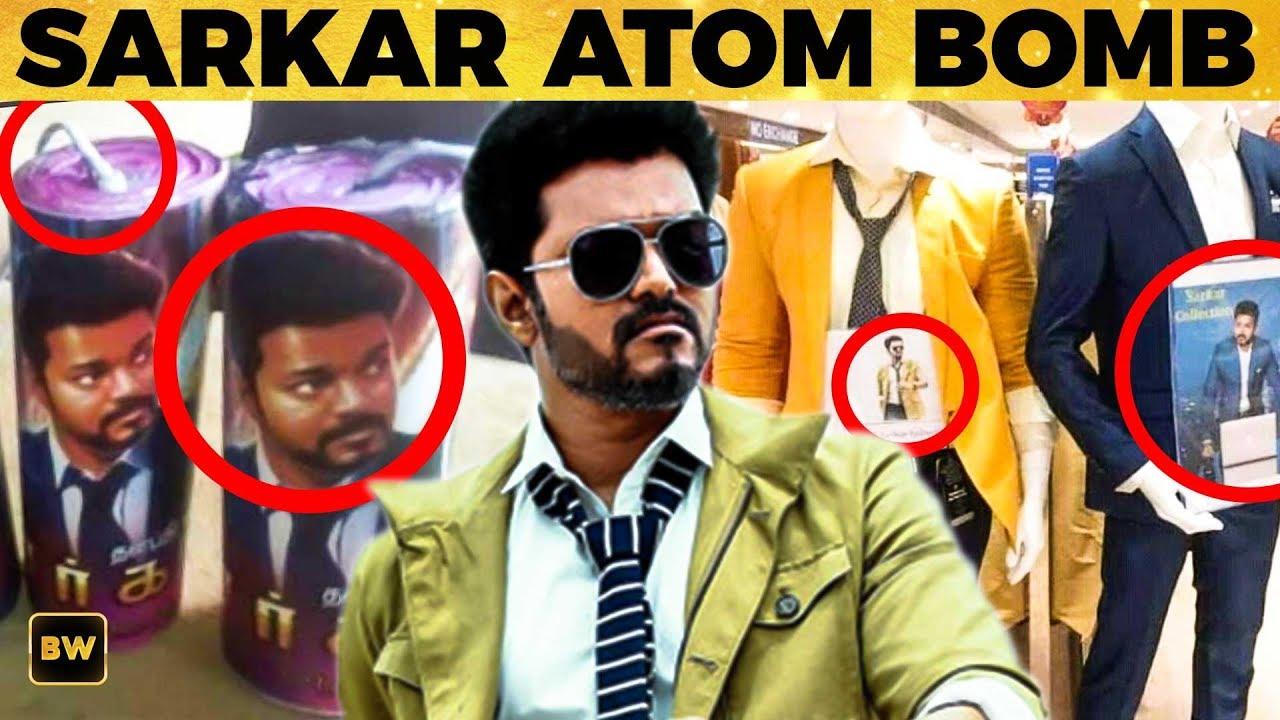 Sarkar Vijay Shirts & Suits for THALAPATHY Fans | TK - YouTube