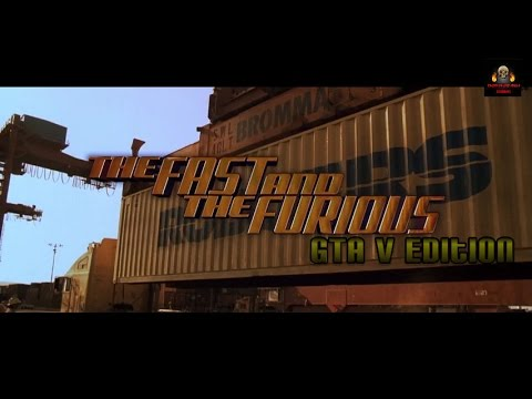 Fast And The Furious GTA V Movie Scene Remake