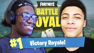 DEJI VS MYTH (Fortnite Battle Royale)