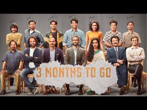 3 Months To Go | Chhichhore | Shraddha | Sushant | Nitesh Tiwari | Sajid Nadiadwala