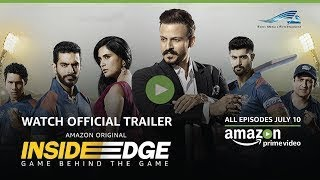 Inside Edge   Explicit Official Trailer HD   All Episodes July 10 2017   Amazon Prime Video   YouTub