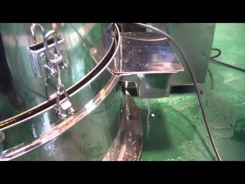 High Speed Centrifugal Dehydrator (CACNF-6000) - CHAMCO (주)참코청하(청하기계) 고속원심탈수기