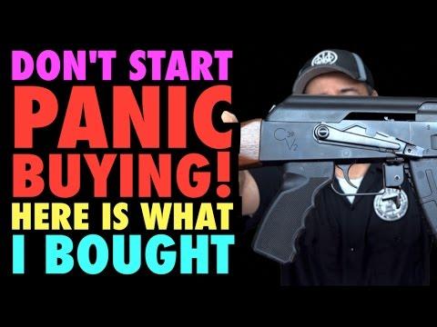 Don't Panic Buy!...(Here's My Panic Purchases)