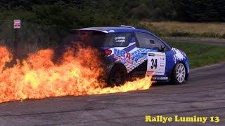 Rallye de La Montagne Noire 2017 Best of (DS3 on fire)