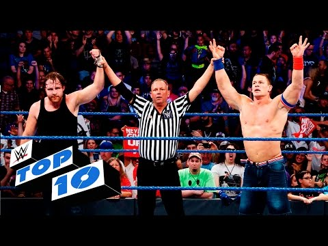 Top 10 SmackDown Live moments: WWE Top 10, Sept. 13, 2016