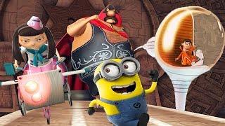 Despicable Me 2: Minion Rush Part 47 Vector | Meena | Pollo Locos Boss