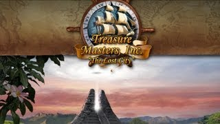 Treasure Masters, Inc. 2: The Lost City Gameplay | HD