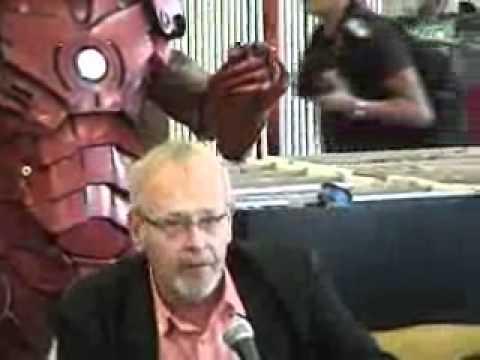 Herb Trimpe y Yanick Paquette en Expo Comic 2011