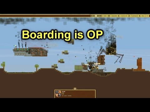 Airships Conquer the Skies Conquest Mode Episode 02 Boarding Is OP