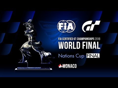 [Deutsch] FIA GT Championships 2018 | Nations Cup | Weltfinale | Finale thumbnail
