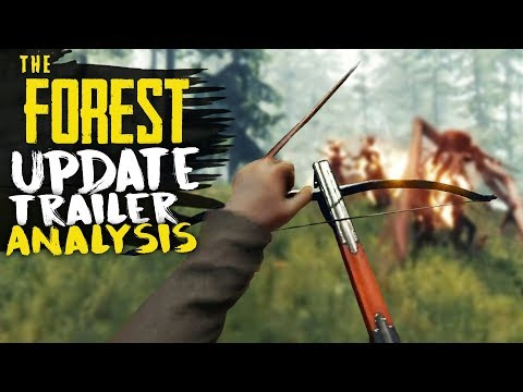 DECEMBER UPDATE TRAILER ANALYSIS! The Forest