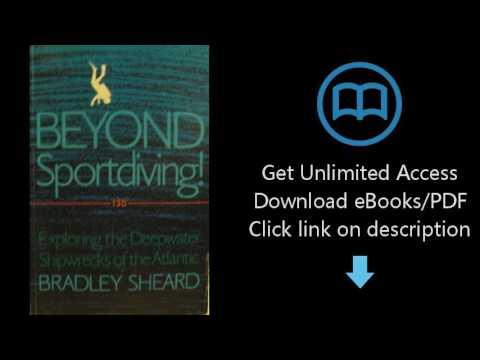 Beyond Sportdiving!: Exploring the Deepwater Shipwrecks of the Atlantic