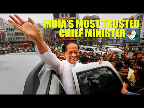 Most Trusted Chief Minister in India Gogoi