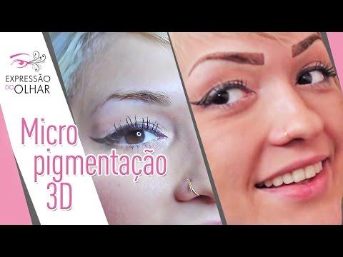 Micropigmentação 3D - Expressão do Olhar - #SEAJEITAMENINA