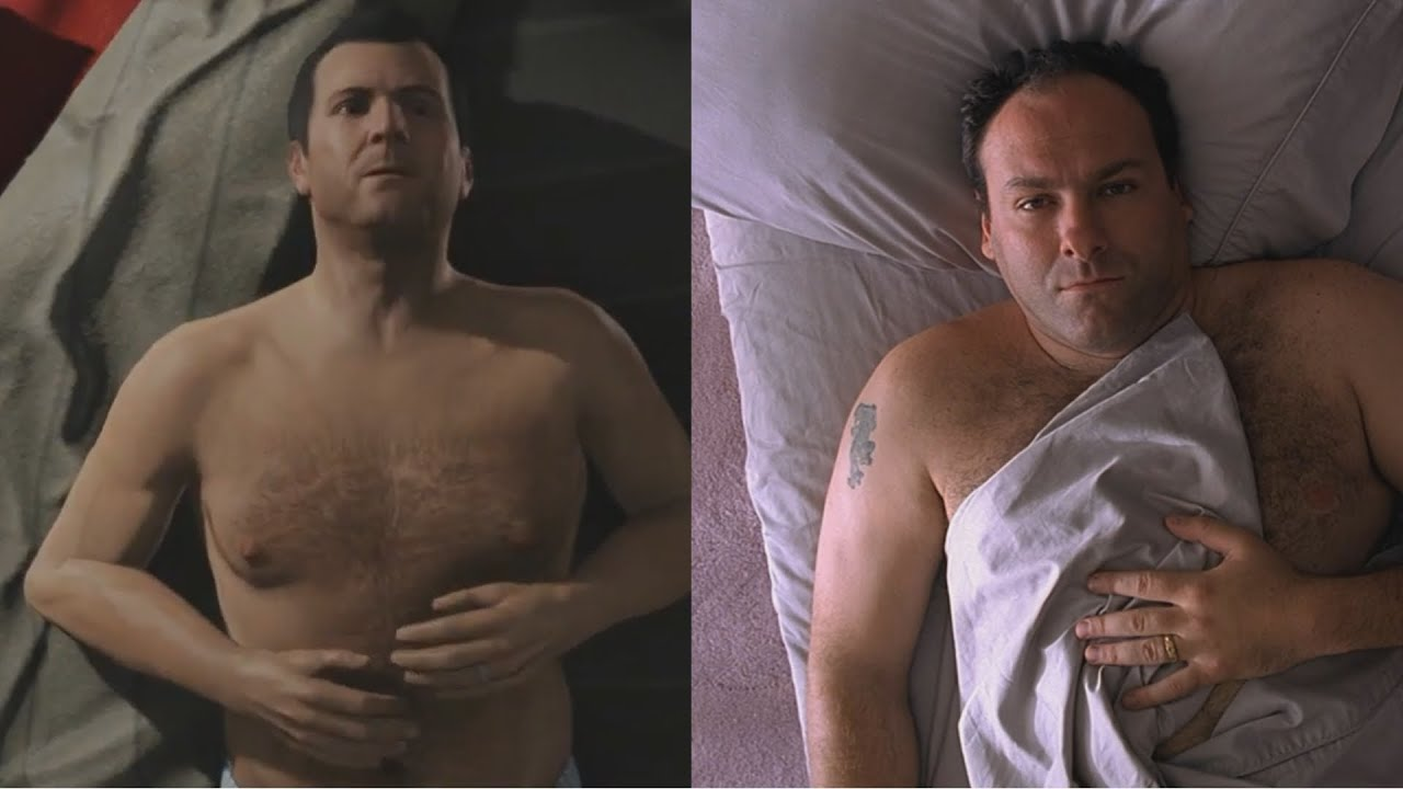 was Grand Theft Auto 5 inspired by the Sopranos?