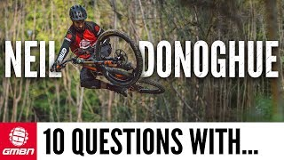 10 Questions With Neil Donoghue   Martyn Asks The Pros