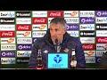 Rueda de prensa de Quique Setién tras el Real Racing vs Real Betis (0-1)