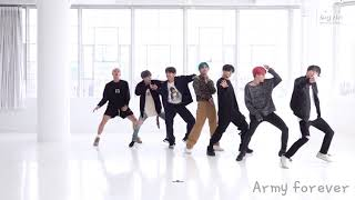 BTS Scooby doo papa choreography  BTS Boy with luv
