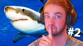 GO AWAY SHARKS! - Stranded Deep #2 (NEW)
