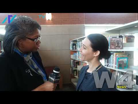 W4 News - A Library at Sarah J.  Rawson Elementary School - 1/25/2019