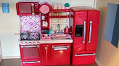 Our Generation NEW Gourmet Kitchen Set Review! - YouTube