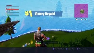 Fortnite devin leaves early and doesnt get the dub