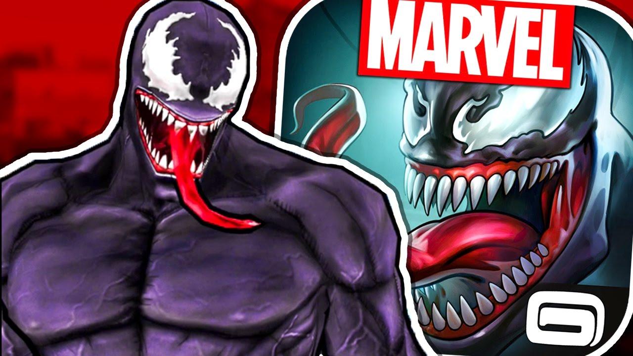 RIOT SYMBIOTE!! Spider-Man Unlimited (iPhone Gameplay ...