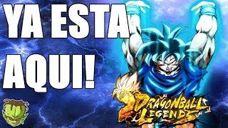 YA ESTA AQUI! GOKU GENKIDAMA Y OTRO SPARKING GRATIS! /// DRAGON BALL LEGENDS en Español