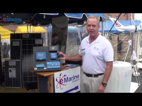 Annapolis Sailboat Show 2016 Victron Energy - e Marine Systems