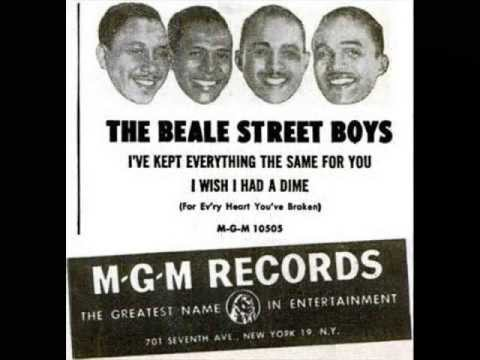 The Beale Street Boys - Baby Don't Be Mad At Me