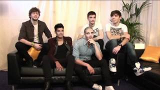 The Wanted American accents