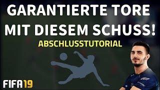 GARANTIERTE TORE MIT DIESEM ABSCHLUSS - DER BETONBRECHER! | FIFA 19 ULTIMATE TEAM - TUTORIAL