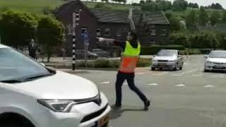 Verkeersregelaars Examen 24-05-2019 in Gulpen door Jan Pouls