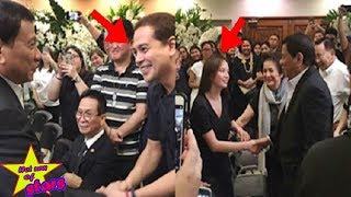 Ellen Adarna attends wake of her father in Cebu with John Lloyd Cruz