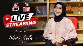 Live Streaming Top Hits JK Records with Novi Ayla