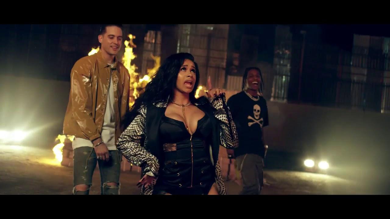 Download G-Eazy ft A$AP Rocky & Cardi B - No Limit (Music Video)