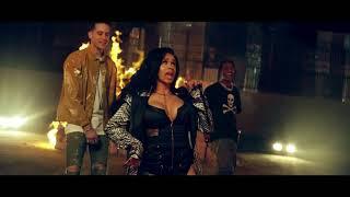 G-Eazy ft A$AP Rocky & Cardi B - No Limit (Music Video)