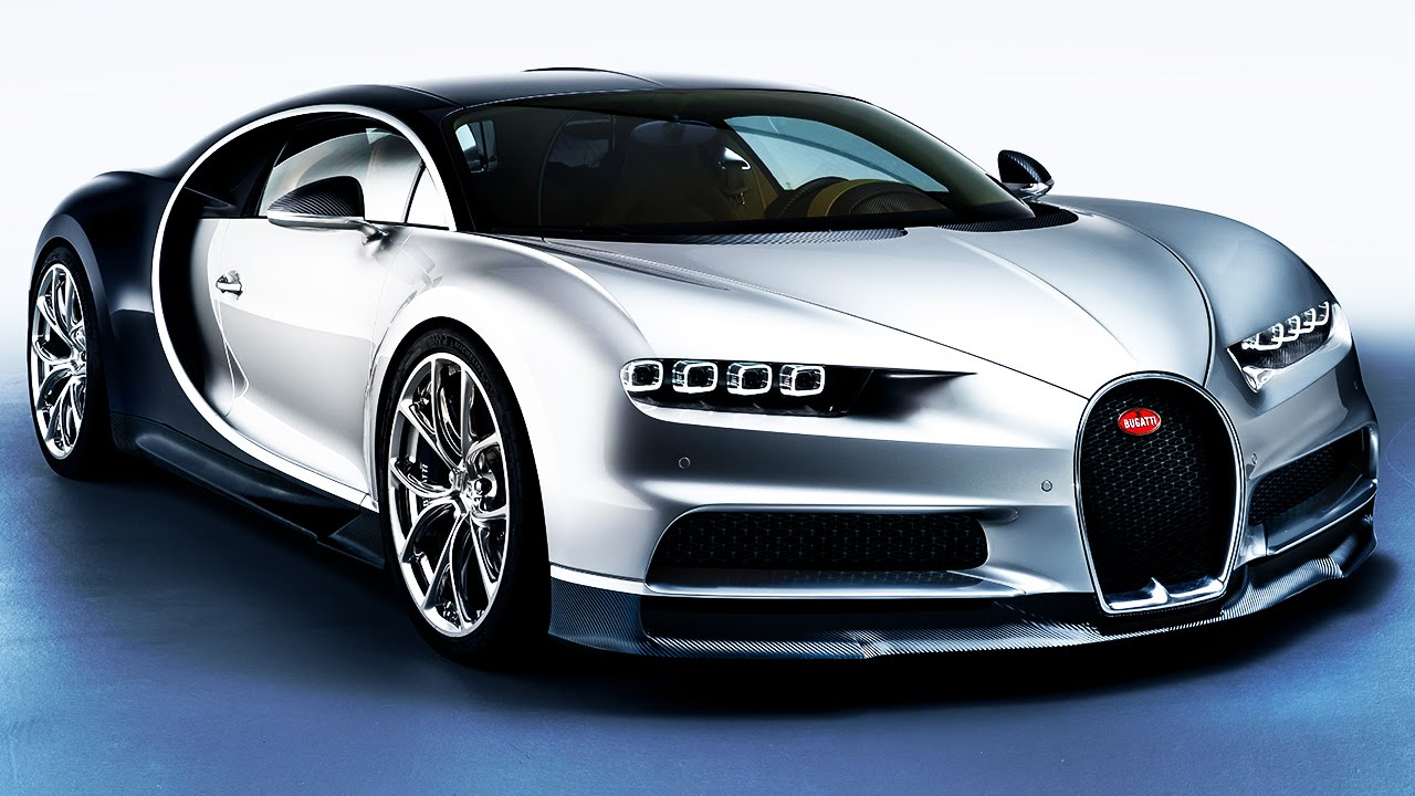 Exclusive First Look: Bugatti Chiron